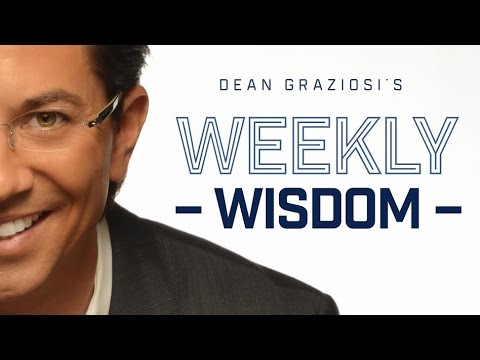 Who Is Dean Graziosi? This Will Surprise You....