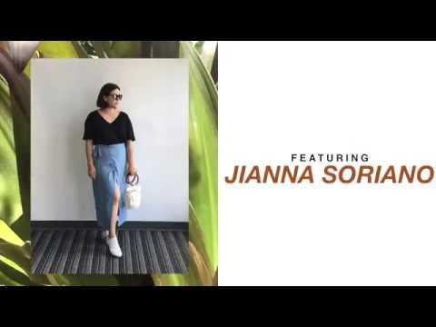 STYLE FILES | Jianna Soriano