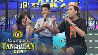 Tawag ng Tanghalan Kids: Vice gives Korean names to his colleagues