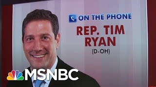 Representative Tim Ryan: Report Not A Topic Of Conversation With Voters | Morning Joe | MSNBC thumbnail