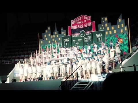 ACU SingSong 2017 Gamma Sigma Phi