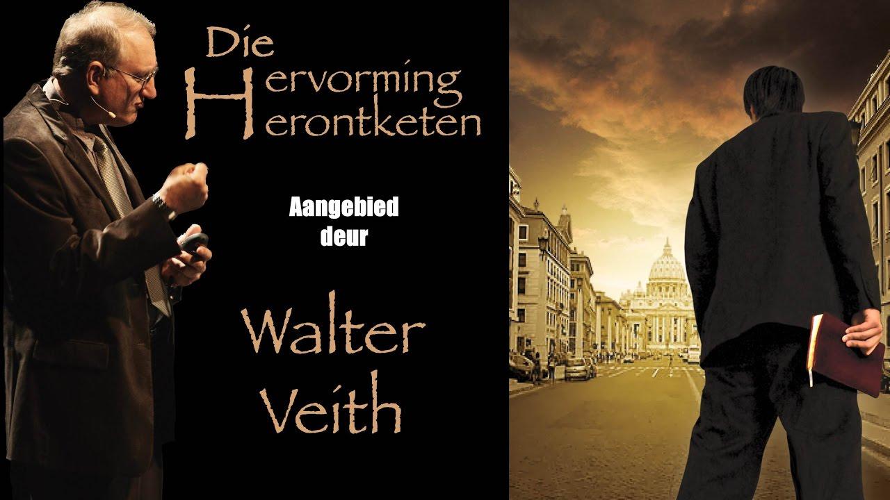 Walter Veith - Die Jesuïete En die Teen-Hervorming - Deel 1 - Die Hervorming Herontketen (Deel 7)