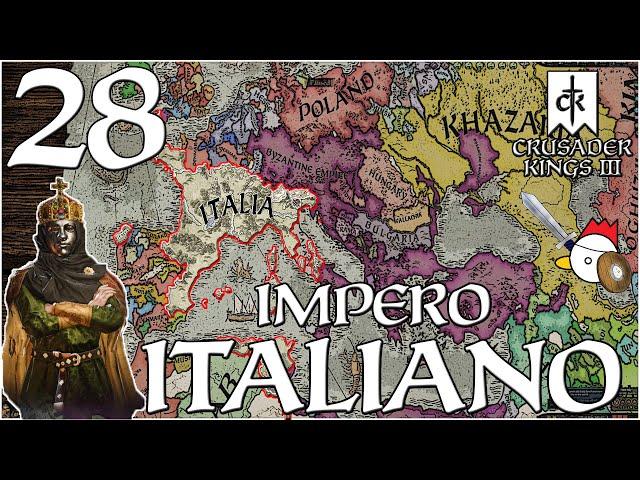 L'IDEA DI RIFORMA   Crusader Kings 3 ITA - IMPERO D'ITALIA #28
