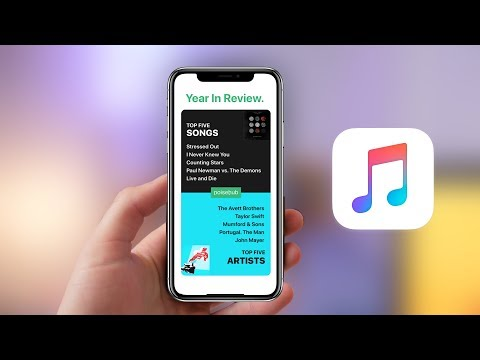 Get 'Spotify Wrapped' for Apple Music! Mp3