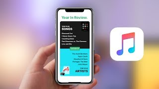 Get 'Spotify Wrapped' for Apple Music!