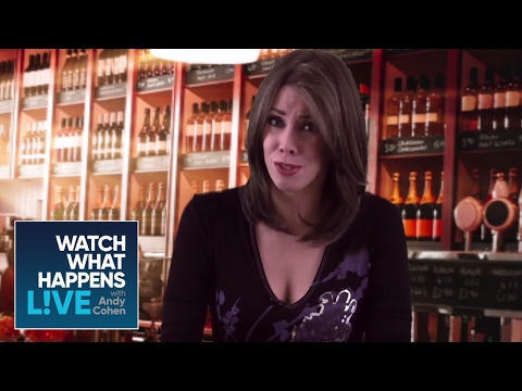 Amy Phillips Impersonates Kristen Doute  Vanderpump Rules  WWHL
