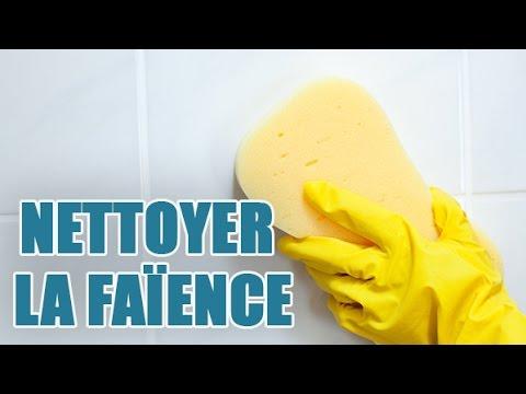 faire disparaître le calcaire du carrelage dans la salle de bain ... - Enlever Calcaire Carrelage Salle De Bain