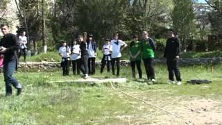Каспийское медицинское училище в борьбе за здоровый образ жизни.