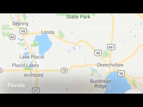Scenic Drive - Sebring - Florida