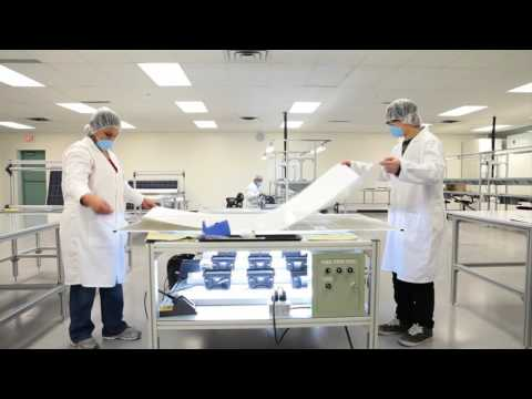 The Manufacturing Process of Solar Panel