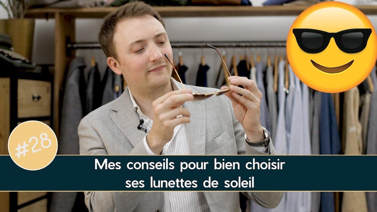 14242c0a48 😎 Comment choisir ses LUNETTES DE SOLEIL ? - Parlons Vêtements #28 ...