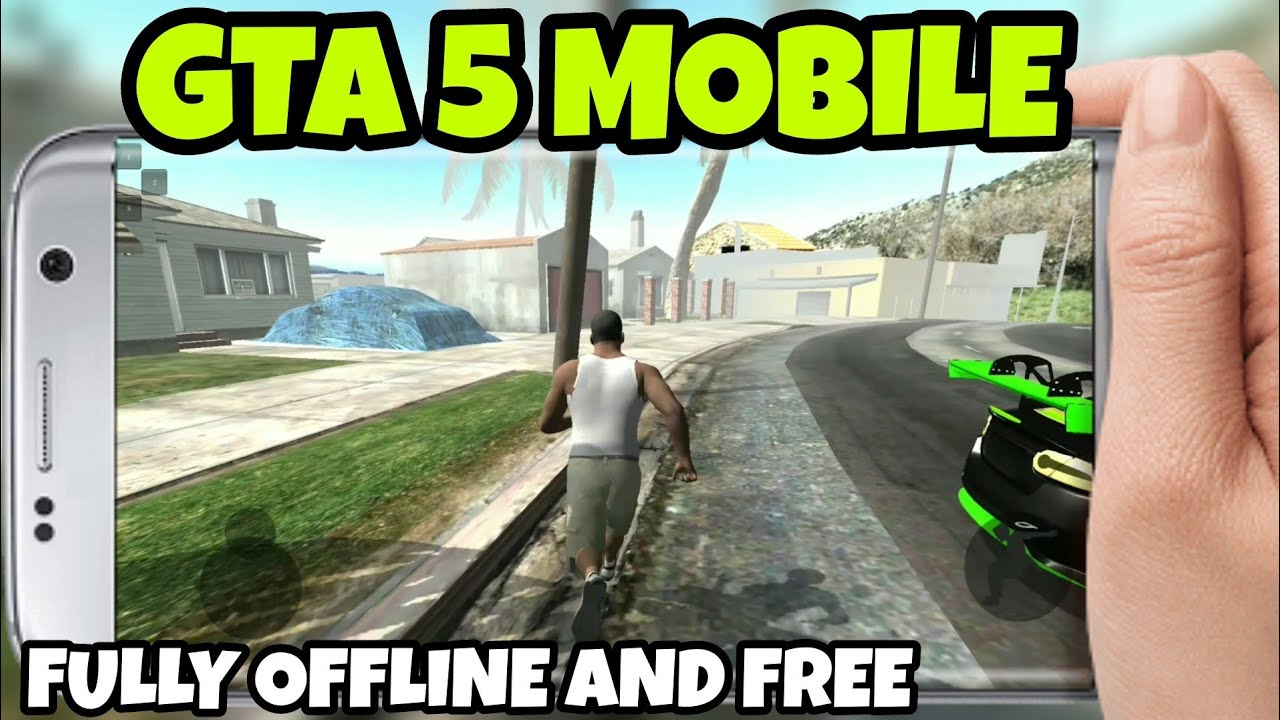 HOW TO DOWNLOAD GTA 5 MOBILE APK NO VERIFICATION ACCOUNT VORTEX MOD APK ||  BY ANDRO AMMI