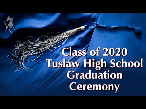 Tuslaw High School Graduation 2020