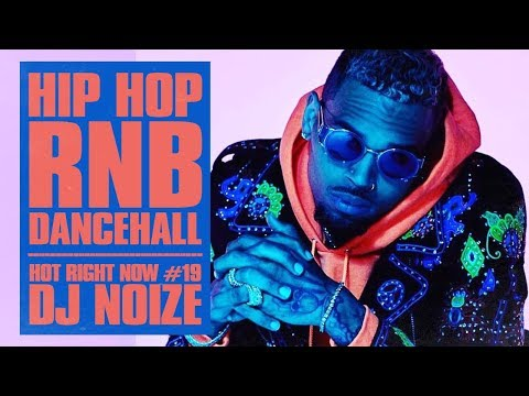 🔥 Hot Right Now #19 |Urban Club Mix April 2018 | New Hip Hop R&B Rap Dancehall Songs |DJ Noize