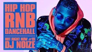 Baixar 🔥 Hot Right Now #19 |Urban Club Mix April 2018 | New Hip Hop R&B Rap Dancehall Songs |DJ Noize