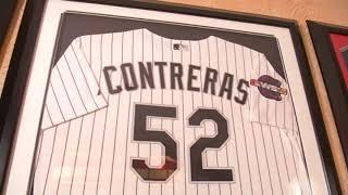 José Ariel Contreras cuenta cómo es su vida después del retiro de Grandes Ligas
