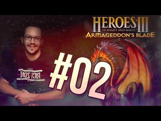 Heroes III Kampania   Ostrze Armagedonu #2