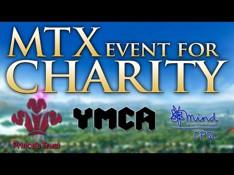 RuneScape Mental Health Event - Charity Cosmetics