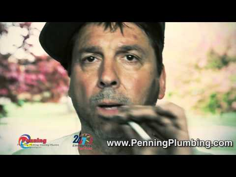 Funny Plumber Video - Penning Plumbing Heating and Cooling