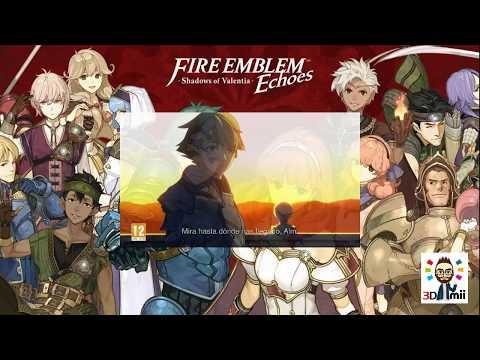 DESCARGAR FIRE EMBLEM ECHOES + UPDATE 1 1 - NINTENDO 3DS (CIA