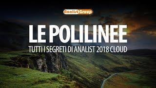 Gestione delle Polilinee in Analist CLOUD
