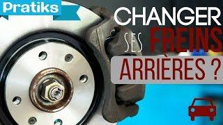 Automobile - Comment changer ses freins arrières ?