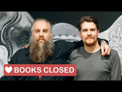 BOOKS CLOSED Podcast - Ep 018 - Robert Ryan