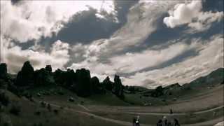 CLIMBING LIFE SAGA #3 - mouvement's in Castle Hill  | romain desgranges climbing Video