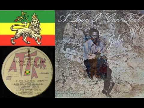 John Holt ♬ A Love I Can Feel (LP 1970)