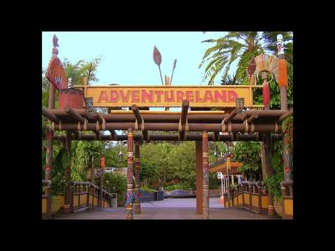 Adventureland Area Music Loop