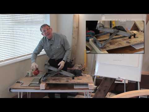 Servicing your caravan's corner steadies - YouTube