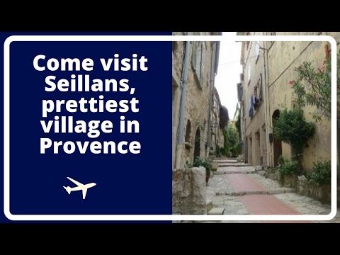 Travel France: Come visit Seillans, prettiest village in Provence