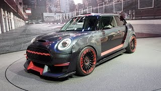 The ALL NEW Mini John Cooper Works GP Concept 2018 In detail review walkaround Interior Exterior