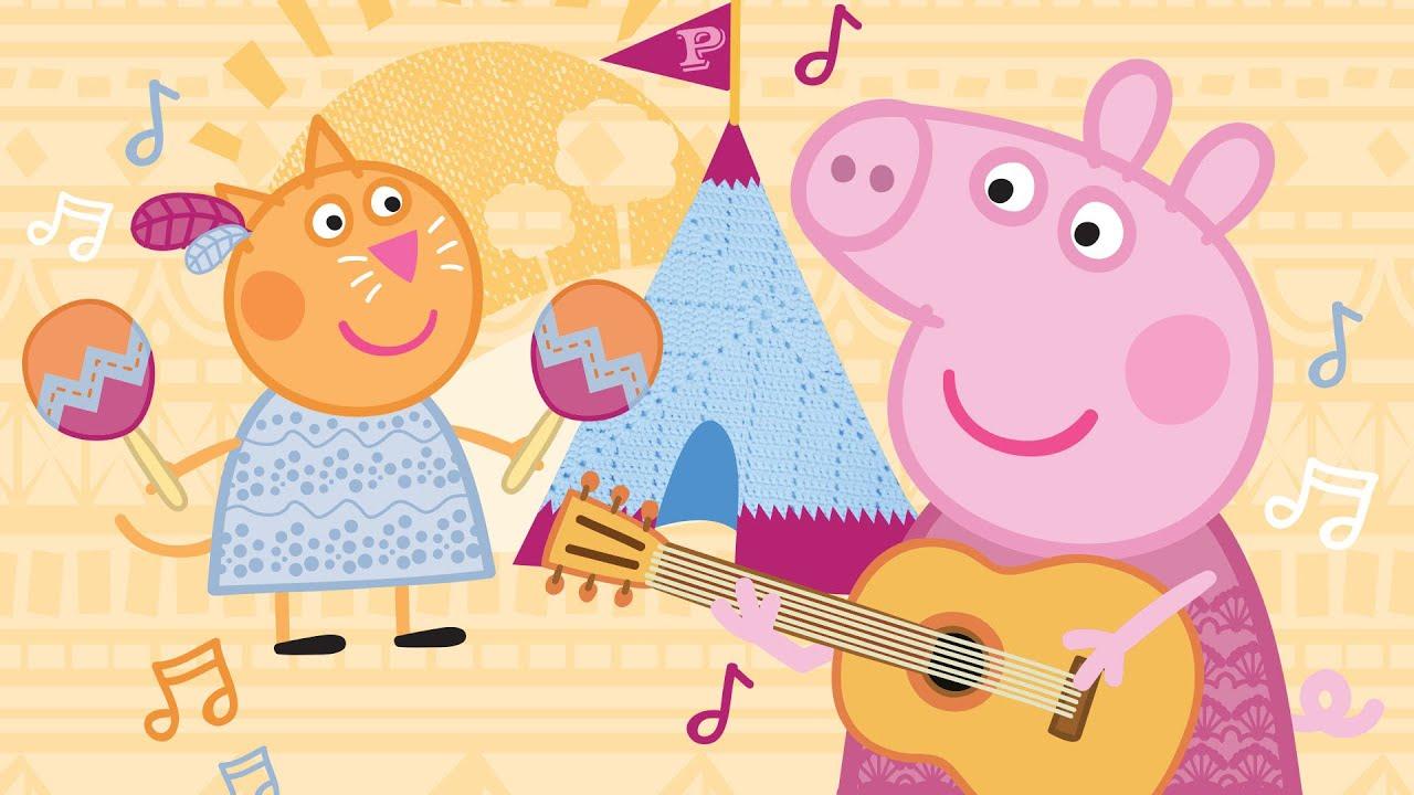 Peppa Pig Português Brasil | ¡Disfrazada! | Desenhos Animados