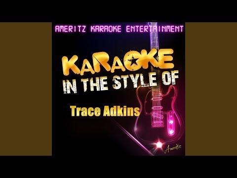 AlaFreakinBama In the Style of Trace Adkins Karaoke Version