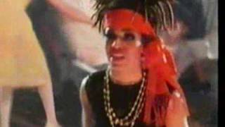 The Belle Stars - The Entertainer, promo video 1983