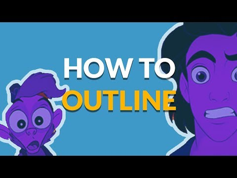 How To Create A Book Outline In 3 Steps