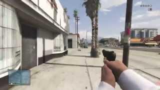 GTA V PC version - First Person script mod ?