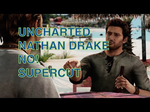 Nathan Drake says no