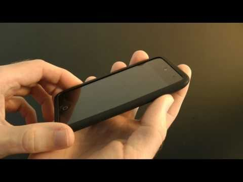Proporta Soft Feel Silicone Case Review for 4G iPod touch