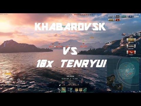 Khabarovsk vs 10 Tenryus!