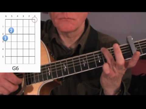 Queen Bohemian Rhapsody Guitar Accompaniment Lesson Part 1 of 3