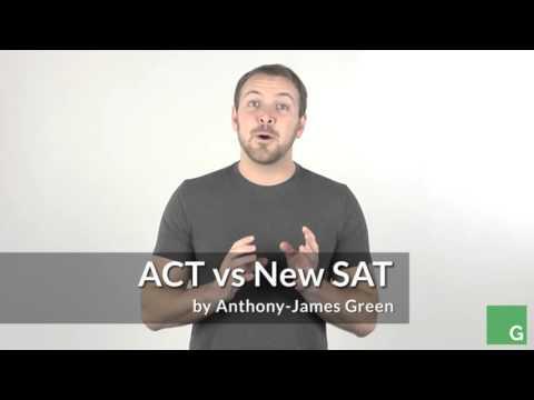 ACT vs New SAT