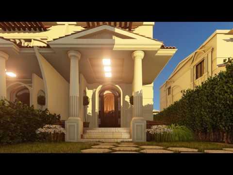 3D Architectural visualization, Teaser trailer,Resort,North coast,EGYPT,منتجع سياحي شاليهات مصر 2017