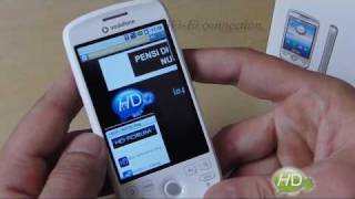 HTC Magic - unboxing and other - subs ENG language ita - android - http://android.hdblog.it
