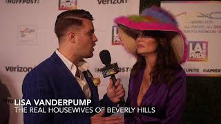 LA! Pride 2019 Red Carpet Interview with Lisa Vanderpump, The Real Housewives of Beverly Hills