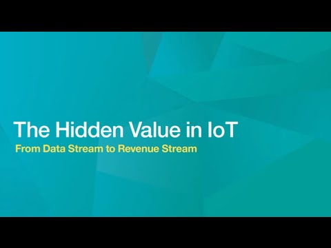 Al Opher (IBM) on the Hidden Value in IoT: From Data Stream to Revenue Stream