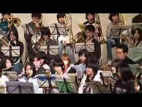 山村国際高等学校吹奏楽部-Let's swingposted by barig2245m