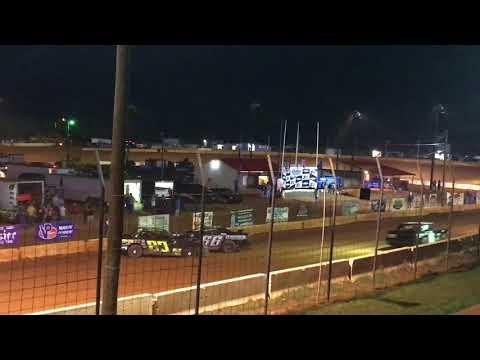 Cherokee Speedway Crate Sportsman 9/16/17