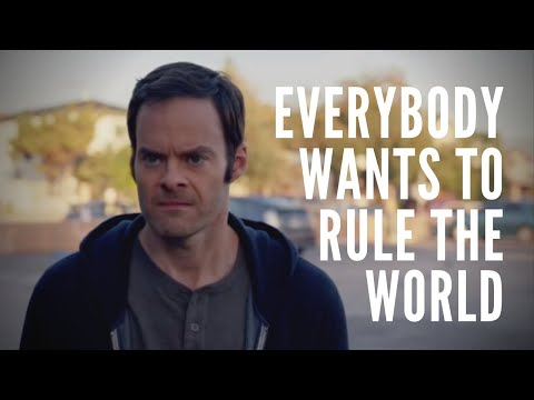 Barry (Bill Hader) || Everybody Wants To Rule The World